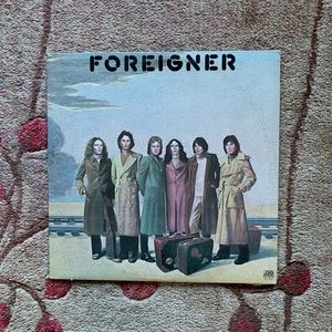 Other - 🖤 1977 FOREIGNER Vinyl, EUC!  Foreigneronline.com
